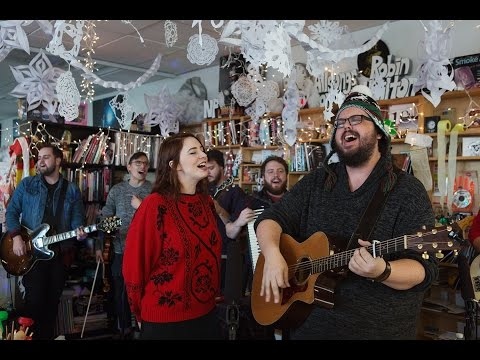 The Oh Hellos: NPR Music Holiday Tiny Desk Concert
