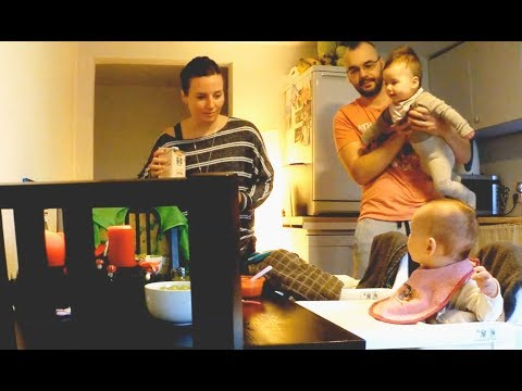 Einblick in einen Tag mit Zwillingen | 9 Monate | oOffenBar