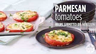 How to Make Parmesan Tomatoes | Side Dish Recipes | Allrecipes.com