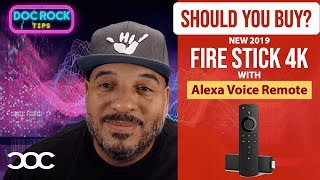 Should you buy the New 2019 Amazon Fire TV Stick 4k? 🧡