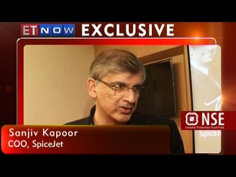 SpiceJet's Sanjiv Kapur Says 'Seeing Improvement On Most Fronts'
