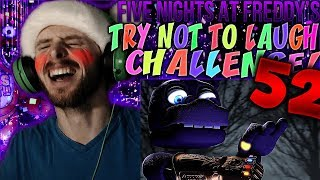 Vapor Reacts #766 | [FNAF SFM] FIVE NIGHTS AT FREDDY'S TRY NOT TO LAUGH CHALLENGE REACTION #52