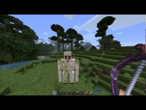 Minecraft How to Make Robot