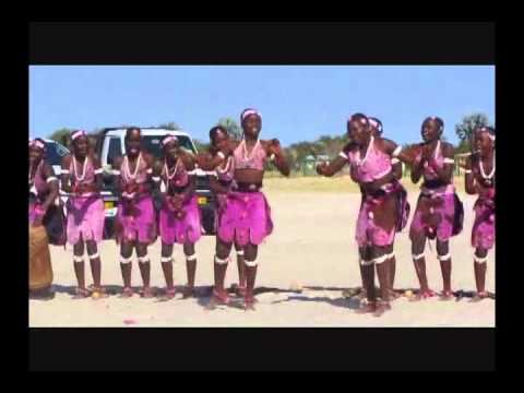 Eenkuwa Cultural Group - Namibia video