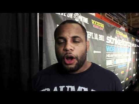 Strikeforce Post Fight: Daniel Cormier Will Consider it An Honor to Face Josh Barnett in the Finals