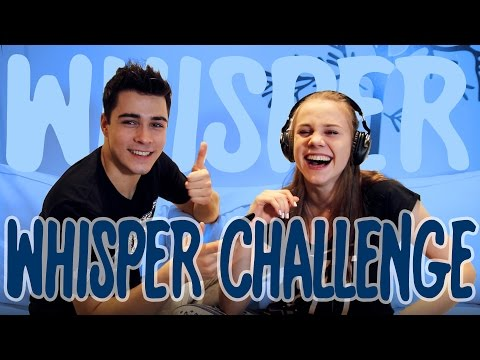 WHISPER CHALLENGE Z REMKIEM?! #REZIPLOT