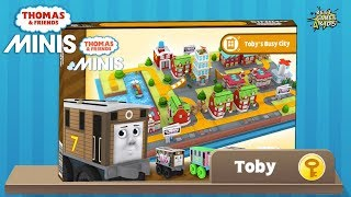 Thomas & Friends Minis #237   TOBY'S BUSY CITY! By Budge Studios
