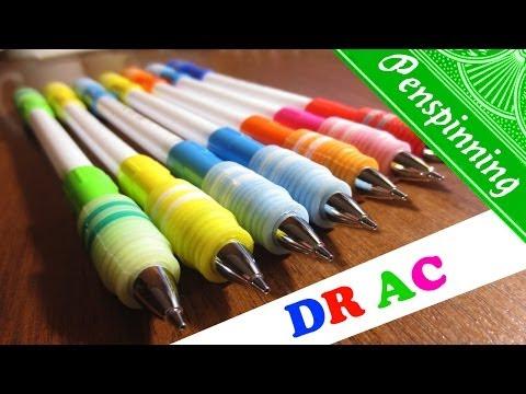 DR AC - Обзор Ручки для Penspinning