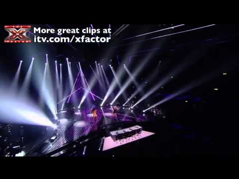 Kelly Rowland and Amelia Lily - Proud Mary - Live Duet performance The X Factor 2011