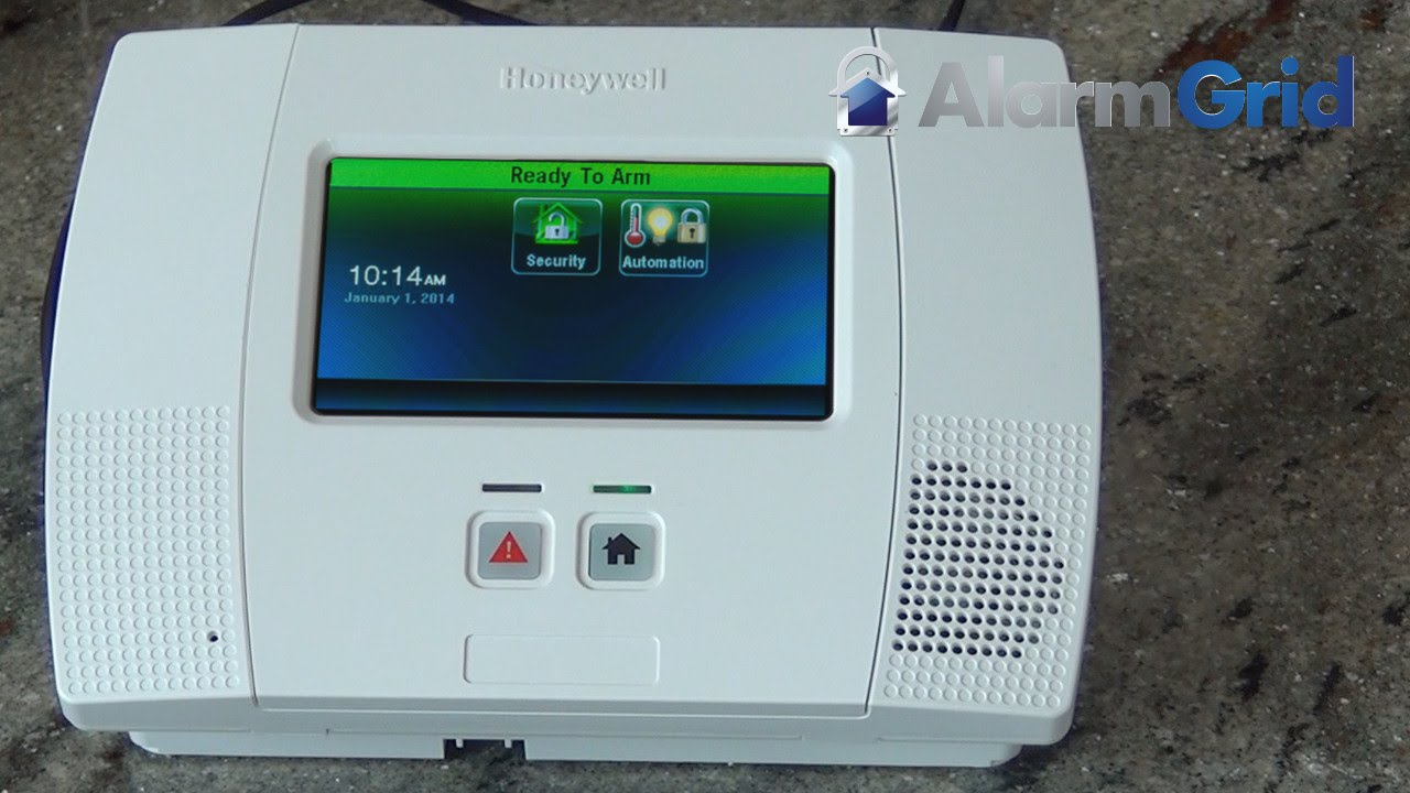 Honeywell L5200: DIY Installation of Security System Using ...
