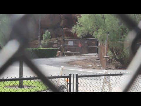 ABANDONED - Catastrophe Canyon at Walt Disney World