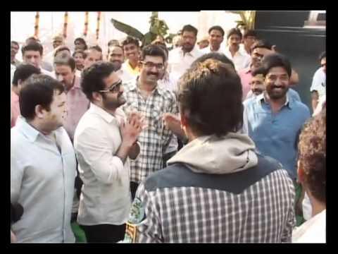 Badsha Movie opening NTR WITH SANDEEP NETHA JR NTR