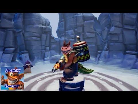 Dingodile Boss Fight (Full) | Crash Bandicoot N. Sane Trilogy