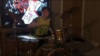 Father of All... - Green Day Drum Cover