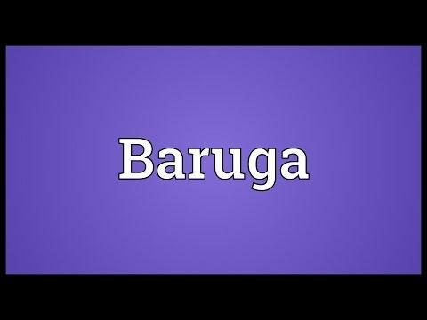 Header of Baruga