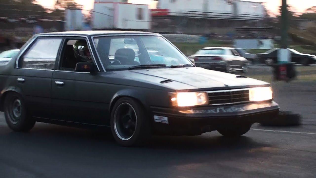 Toyota Corona Drifting