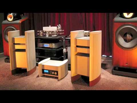 Bowers and Wilkins B&W 801D. The Search for the Grail