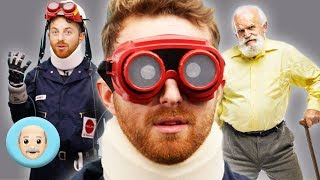 The Try Guys Test Old Age Body Simulators