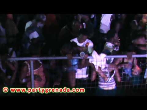 Vybz International at Jab Jab Fest June 29th, 2011