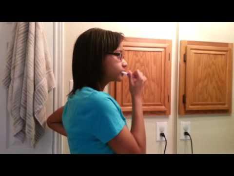 How Girls Fart video
