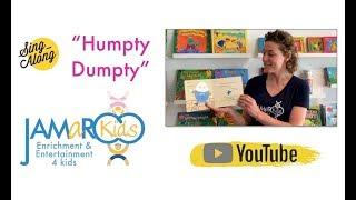 Humpty Dumpty : Educational Kids Song : JAMaROO Kids