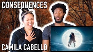 AMA'S 2018 NEW ARTIST OF THE YEAR | CAMILA CABELLO - CONSEQUENCES | MUSIC VIDEO REACTION