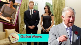 "Princes Charles ''afraid'' Meghan and Harry ""secretly signed divorce agreement"" after palace dinner"
