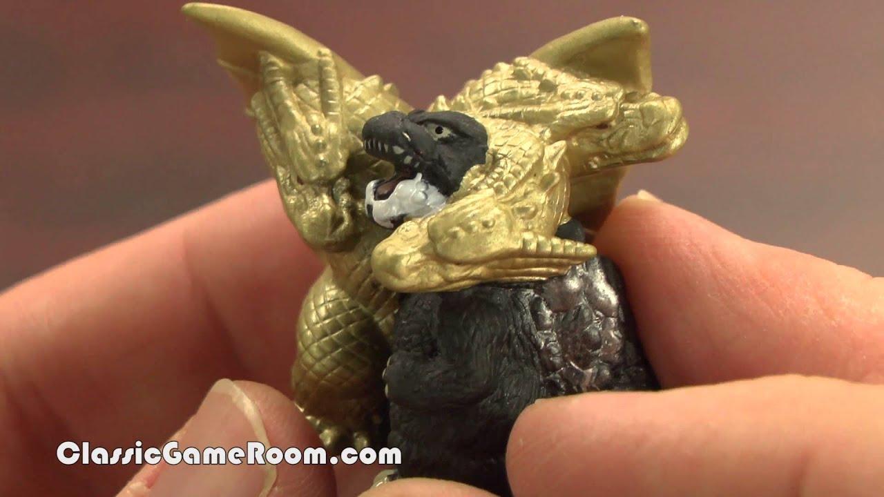 Godzilla vs King Ghidorah Toy