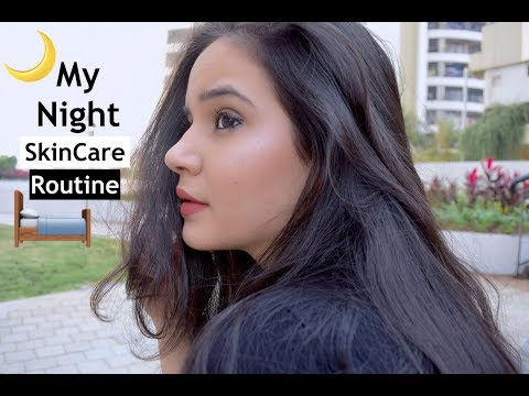 NIGHT SKINCARE ROUTINE 2018 | UPDATED | SUMMER SPECIAL | SHIVSHAKTI SACHDEV