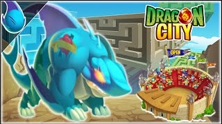 Dragon City - City Shark Dragon + Fighting PVP [Training & Combat | Completed]