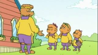The Berenstain Bears Too Small For The Team   The Jump Rope Contest   Ep  15