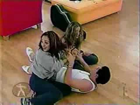 Raul y Maria Ines Guerra de Espuma