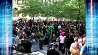 Occupy Wall Street - MSNBC Nightly News - October 16, 2011
