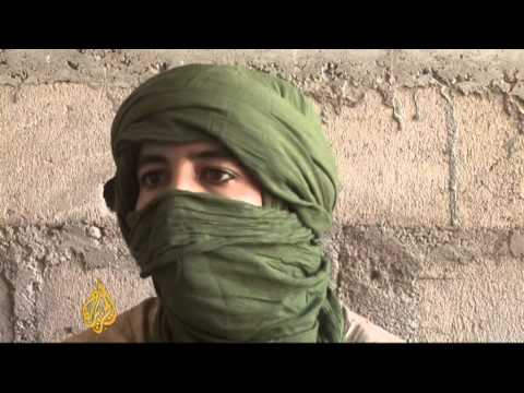 Mali Tuaregs struggle to feed young captives