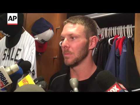 """White Sox Ace Chris Sale: John Danks """"Left His Mark"""""""