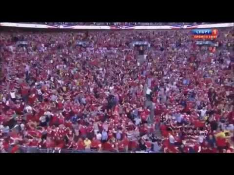 Arsenal win FA Cup 2014 vs Hull / All goals Unbelievable Final