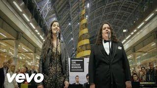 Jonathan & Charlotte Video - Jonathan & Charlotte - Station Session: O'Holy Night