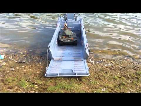 RC WWII landing craft