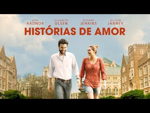Histórias de Amor - Trailer legendado