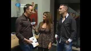 Academia Hermans Video - Serenella Andrade visita a Anjos Academia de Música (Portugal no Coração - RTP 2013)