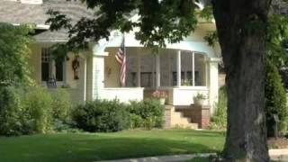 Wait-McKain House, 1225 Ann Street,  Julia-Ann Square Historic District, Parkersburg  WV