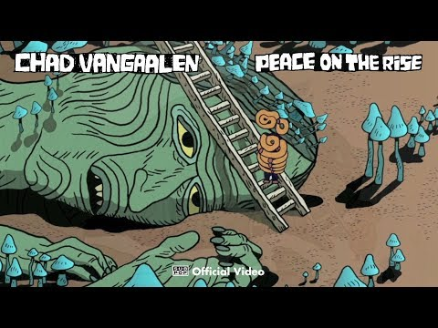Chad VanGaalen - Peace On The Rise (OFFICIAL VIDEO)