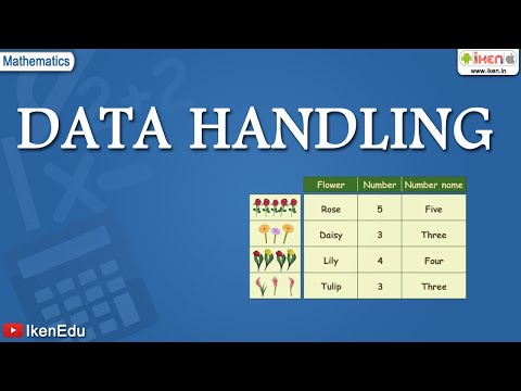 Math for kids: Learn Data Handling