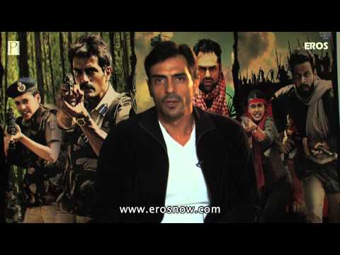 Book Tickets For Chakravyuh - Arjun Rampal
