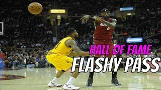 10 NBA Players with HoF Flashy Passer! (2017-2018)