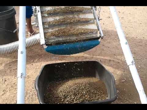 Gold Drywasher-DIY-Homemade