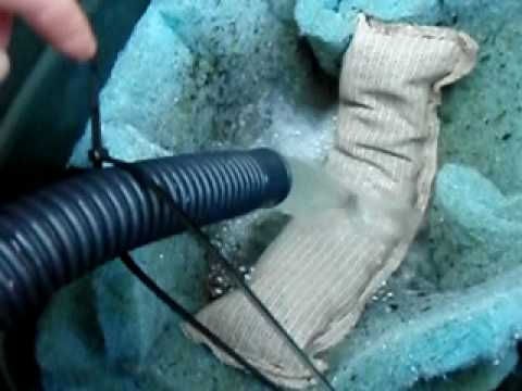 How to make a homemade bio filter for your pond that for Diy sand filter for pond