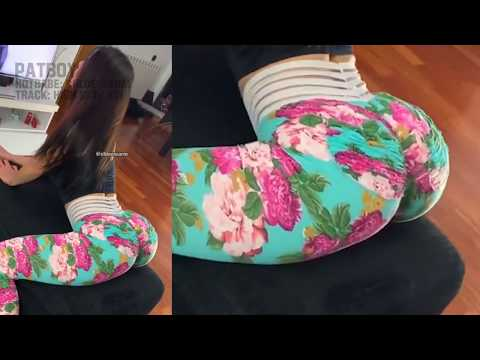 #2 - Latest Tight Legging Twerk Compilation -  Video Compilation by PATBOY - Chloe Warm