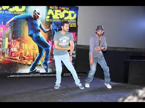 Any Body Can Dance (ABCD) | Prabhudeva and Remo break into a dance!
