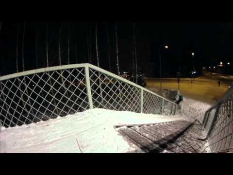 X Games Real Snow 2013: Eero Ettala